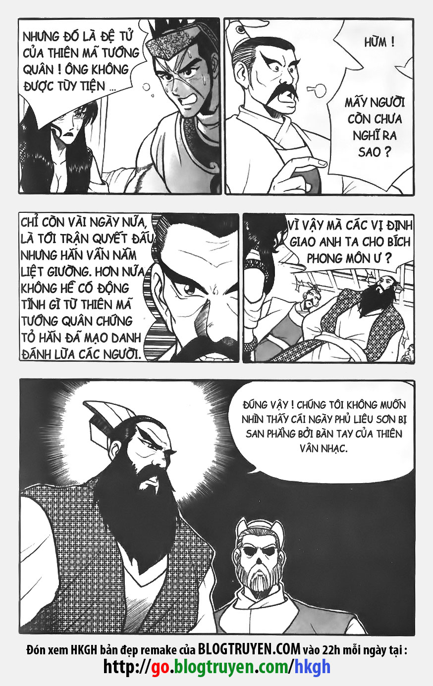 Hiệp Khách Giang Hồ chap 48 page 4 - IZTruyenTranh.com