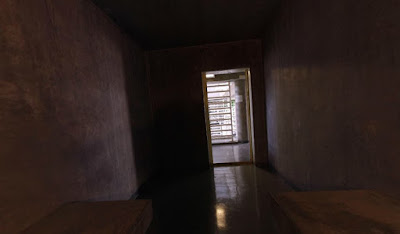 Cell LL - the isolation cell next to Oklahoma's death chamber