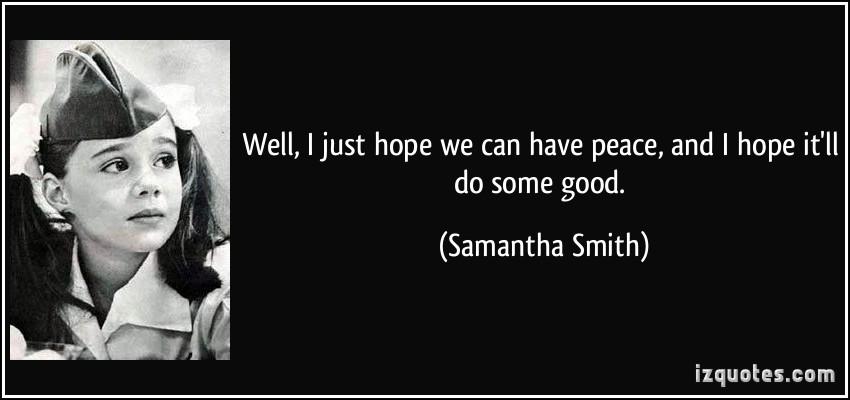 25 April dalam Sejarah: Di Tengah Perang Dingin, Yuri Andropov Undang Samantha Smith, Anak Sekolahan Amerika