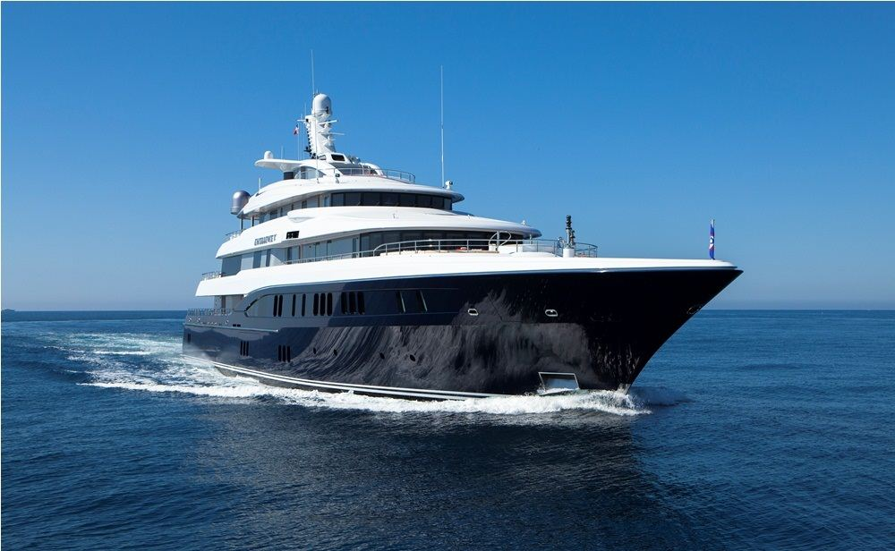 excellence v yacht by abeking  u0026 rasmussen