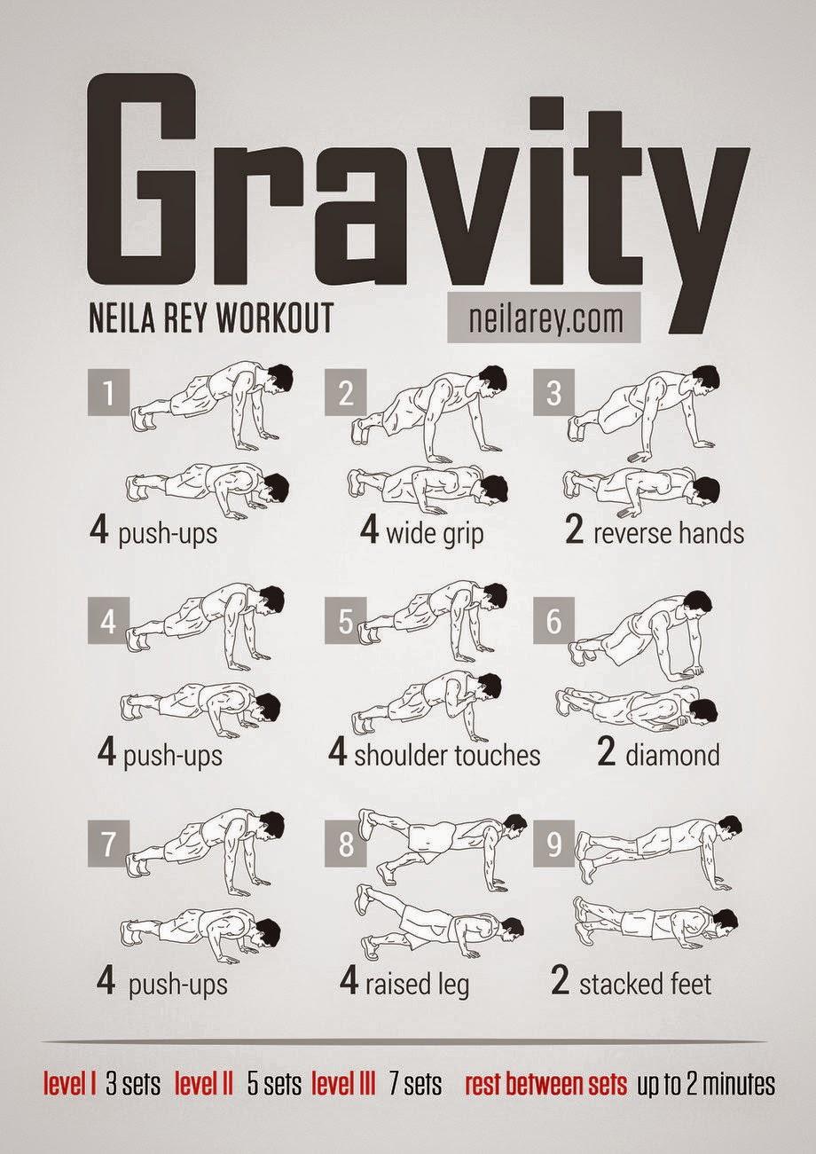 gravity workout neila rey