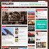 download template blog untuk majalah dan berita