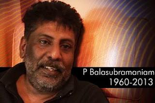 Penyiasat persendirian P Balasubramaniam (PI Bala) meninggal dunia