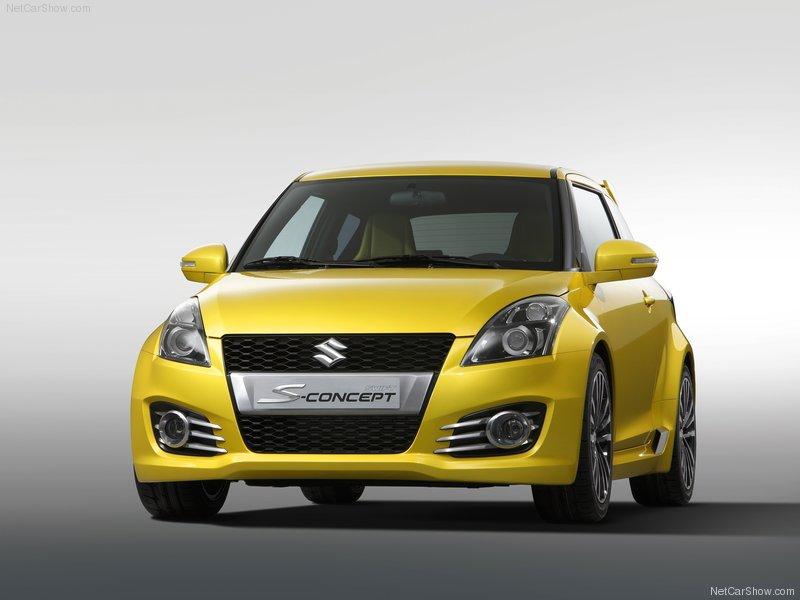 2011 Suzuki Swift S Concept