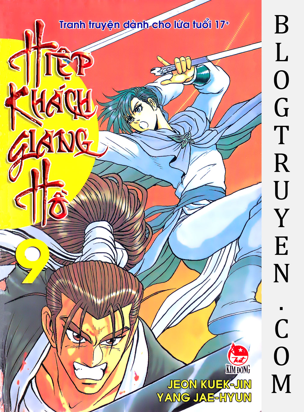 Hiệp Khách Giang Hồ chap 55 page 1 - IZTruyenTranh.com