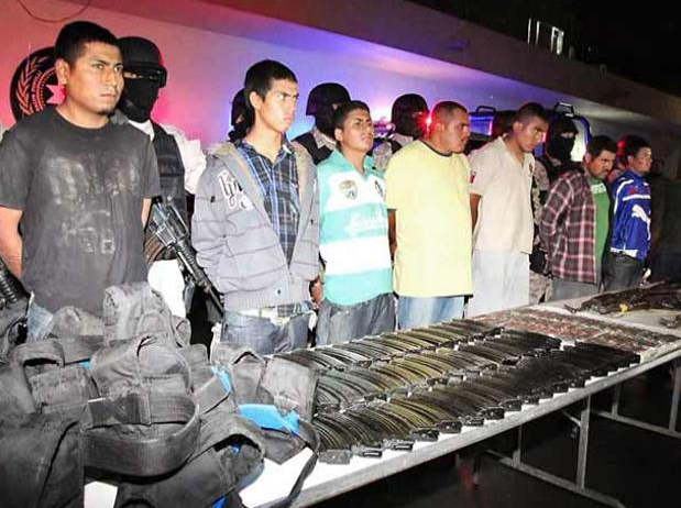 """""""El Pozolero's"""" First Dissolved Victims Found and more ... Zetas Cartel Victims"""