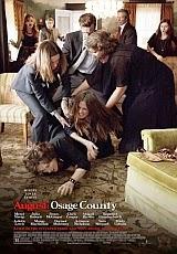 Carátula del DVD Agosto