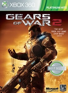 cover xbox360 du jeu gears of war 2