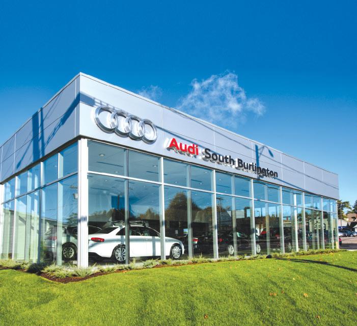 TruexCullins Blog October - Audi south burlington