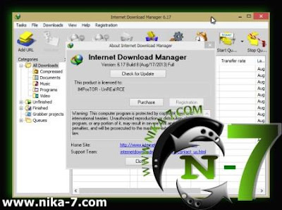 Internet Download Manager 6.17 Build 8 Full Version