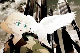 Metropolis 2001 Tima with dove disneyjuniorblog.blogspot.com