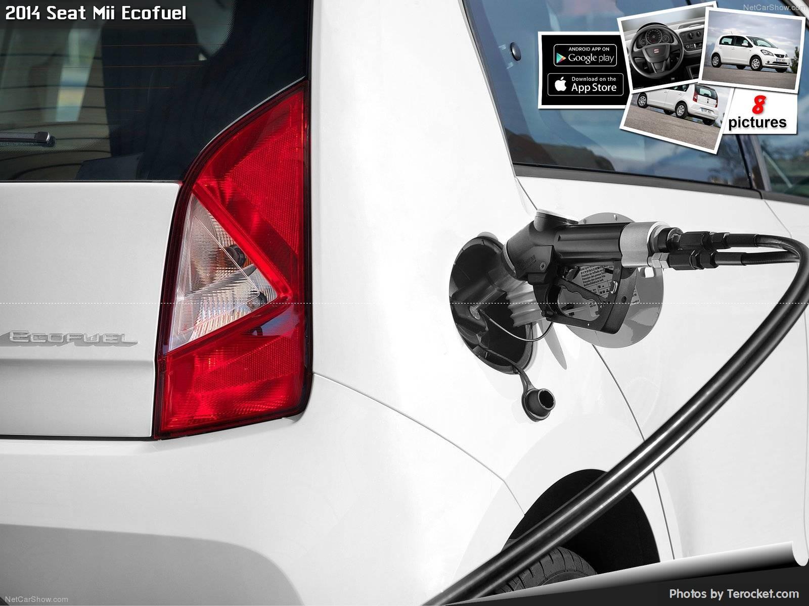 Hình ảnh xe ô tô Seat Mii Ecofuel 2014 & nội ngoại thất