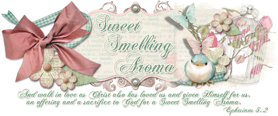 Sweet Smelling Aroma