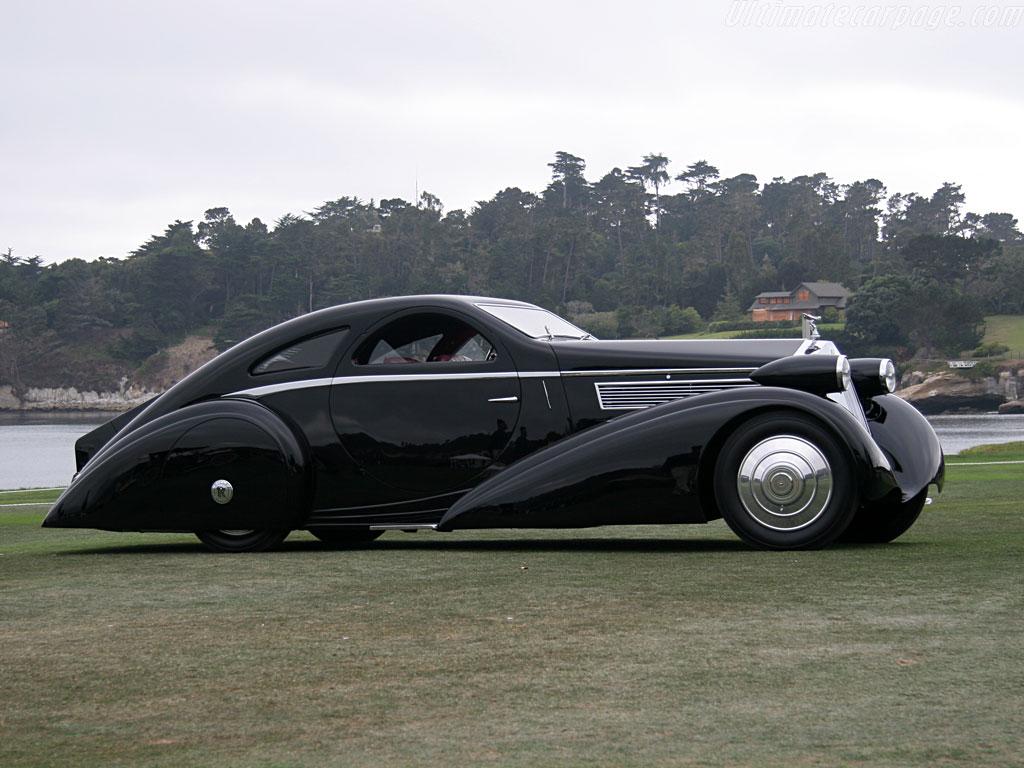 Rolls Royce Phantom I Jonckheere 8