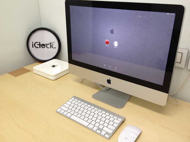 Un apple fanboy recrea una apple store en la oficina for Oficinas de apple