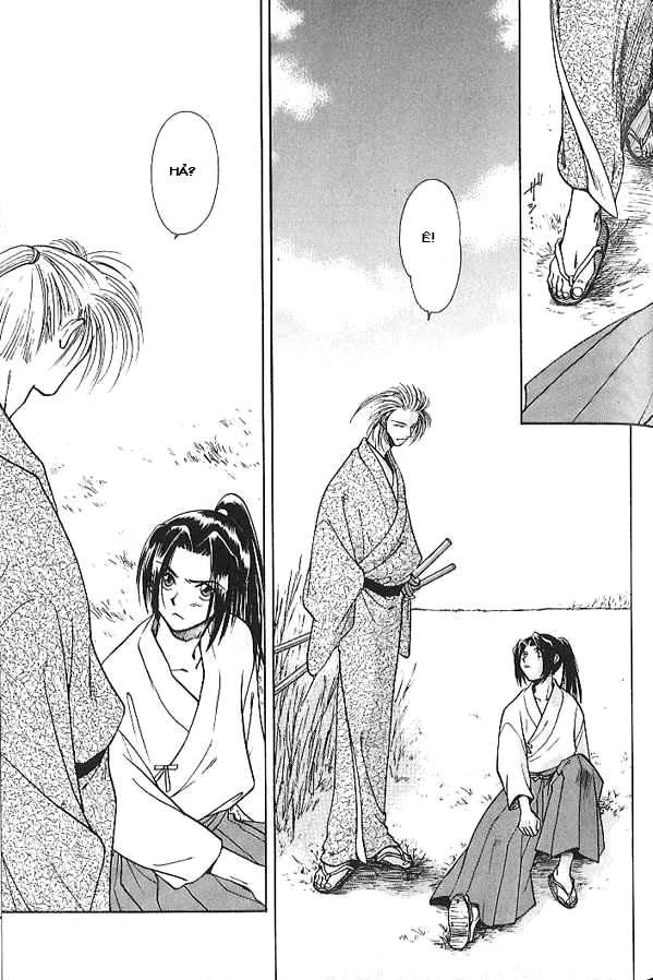 Soshite Haru No Tsuki chap 3 - Trang 18
