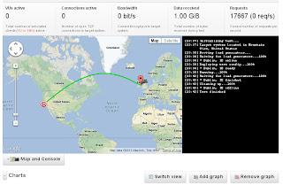 traffic density Screenshot