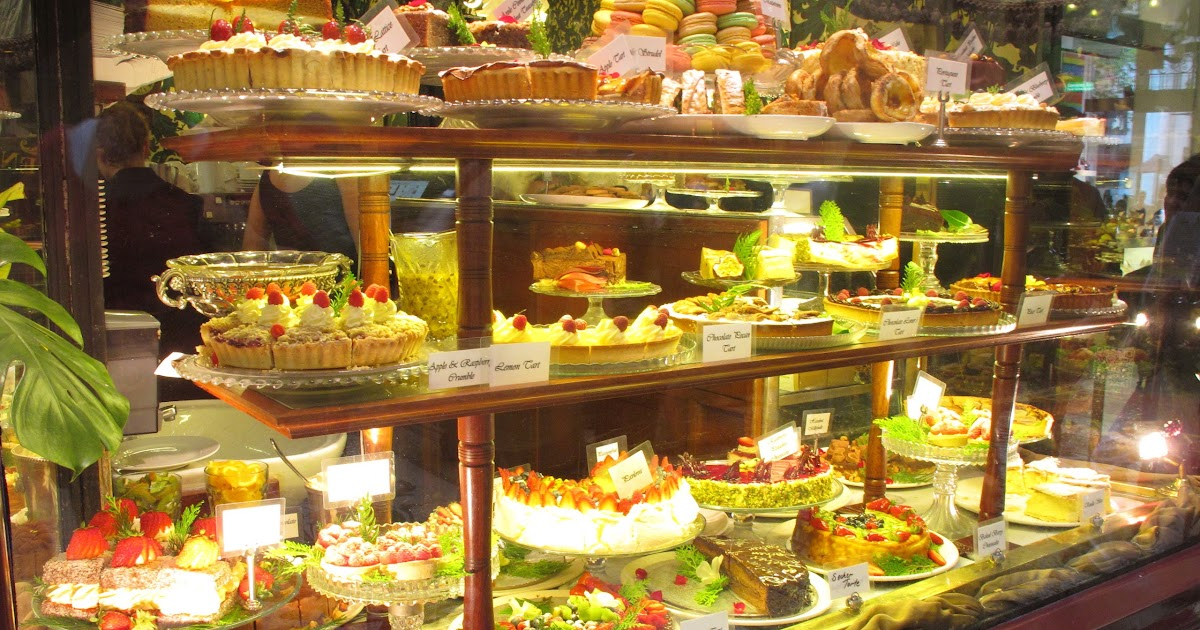 Hopetoun Tea Rooms Melbourne
