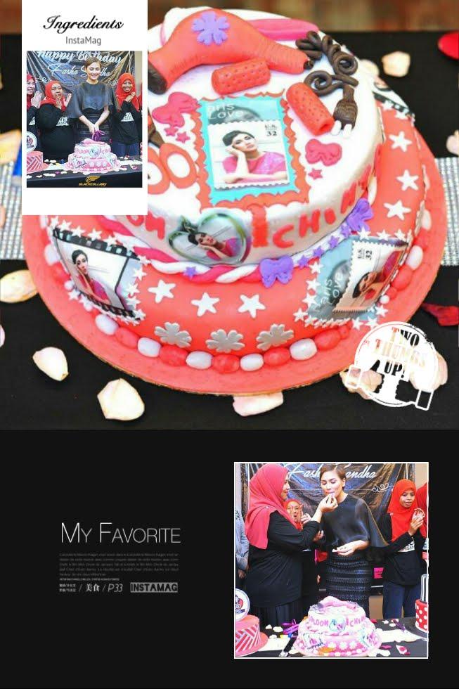 FaShA SaNdHa saloon chinta cake