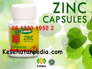 Manfaat Zinc Tiens untuk Anak & Ibu Hamil