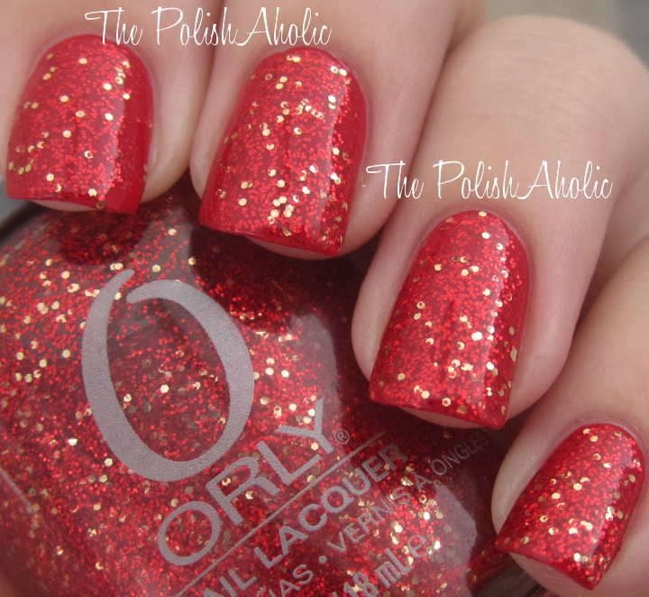 Orly Devil May Care, Free Shipping at Nail Polish Canada