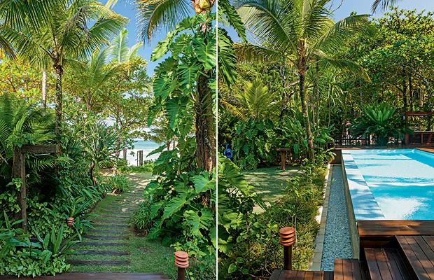 plantas jardim litoral : plantas jardim litoral:Blog – FGR Urbanismo: Jardim rico em plantas deixam a casa com uma