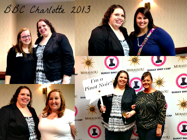 Bloggy Boot Camp Charlotte