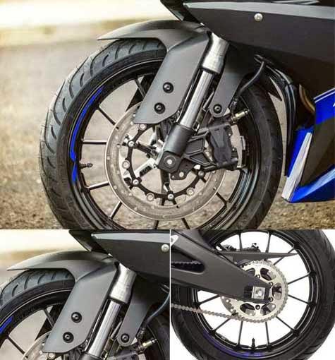 Teknologi Yamaha R125
