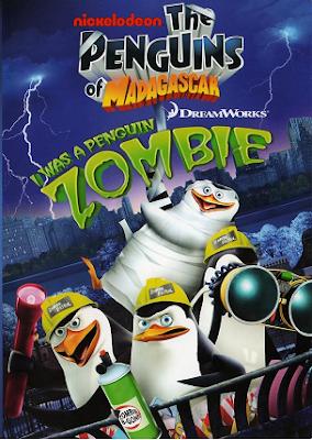 Los Pingüinos de Madagascar: El Pingüino Zombie – DVDRIP LATINO