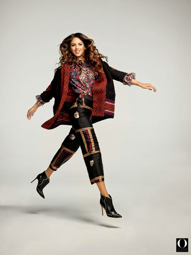 Oprah magazine September fashion