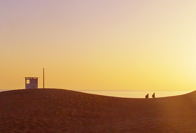 Maspalomas Beach in Gran Canaria is one of Europe's best