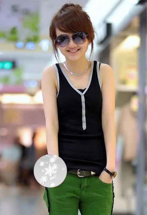 Celebrity gossip v neck tops for Celebrity t shirts wholesale