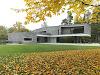 casa concreto armado revestido pedras