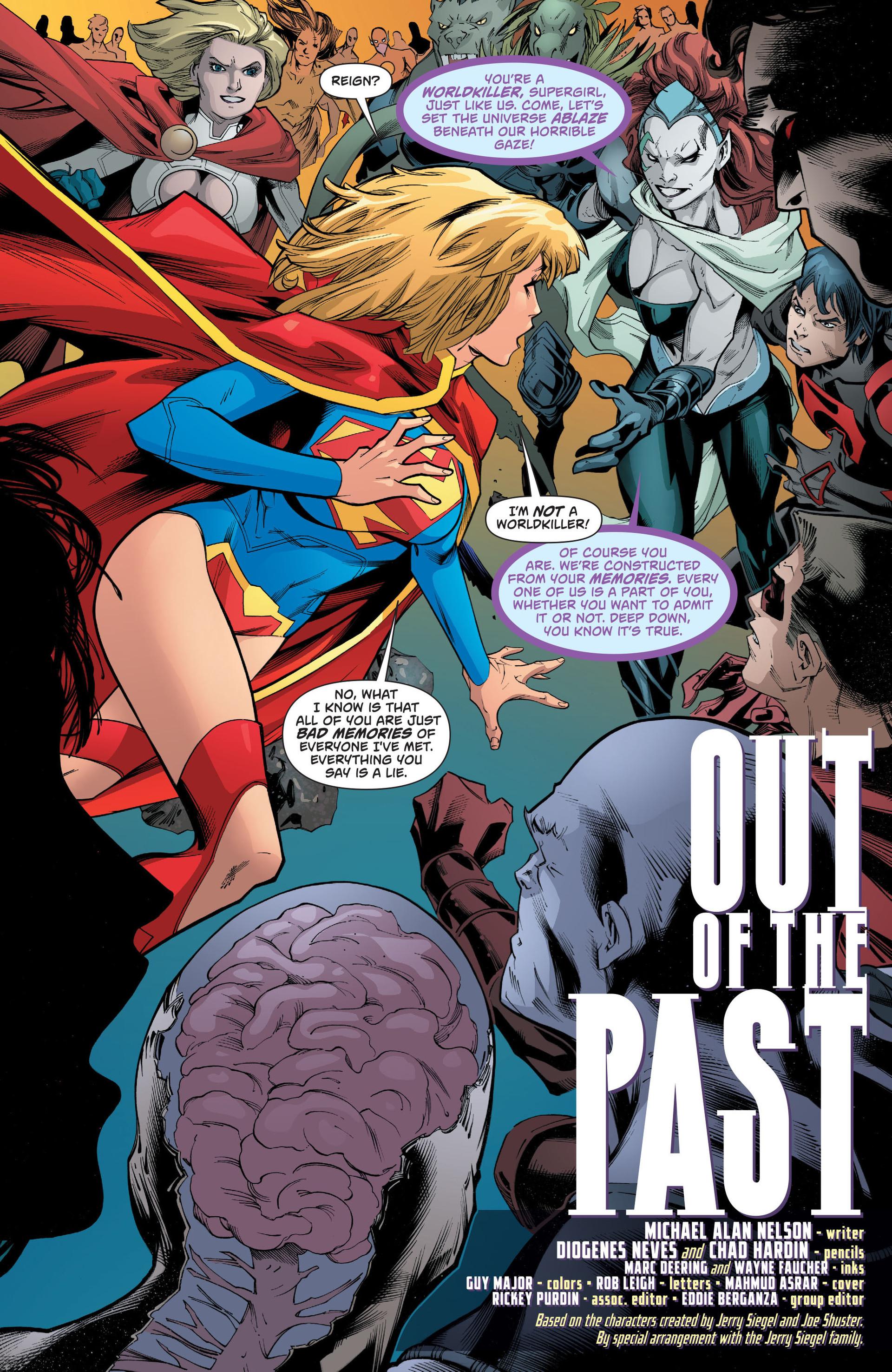 Supergirl (2011) Issue #23 #25 - English 6