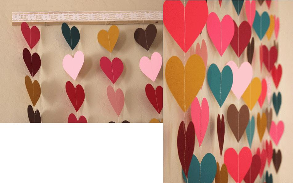 Manualidades e intereses varios mural para dormitorio de for Un mural facil de hacer