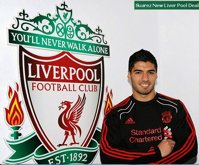 suarez liverpool new contract