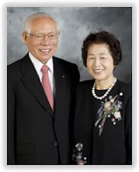 Sakuji Tanaka y Sra.