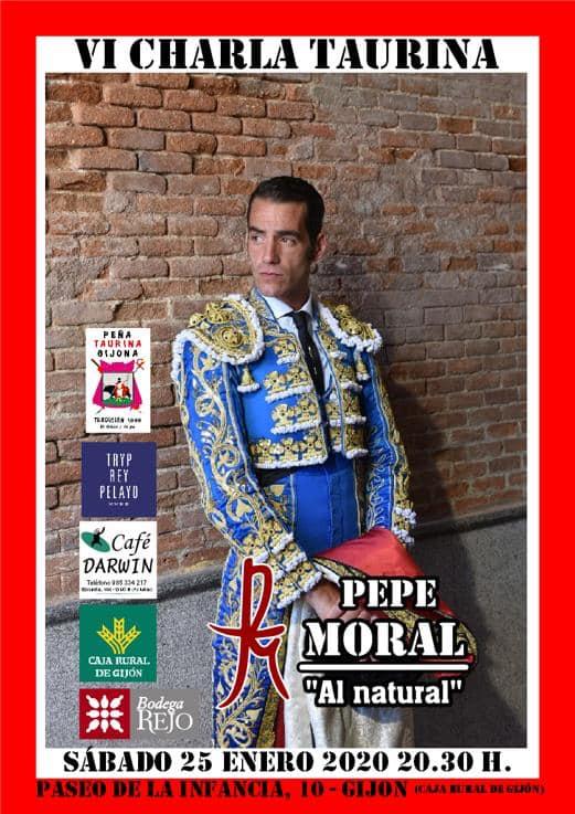 CHARLA PEPE MORAL