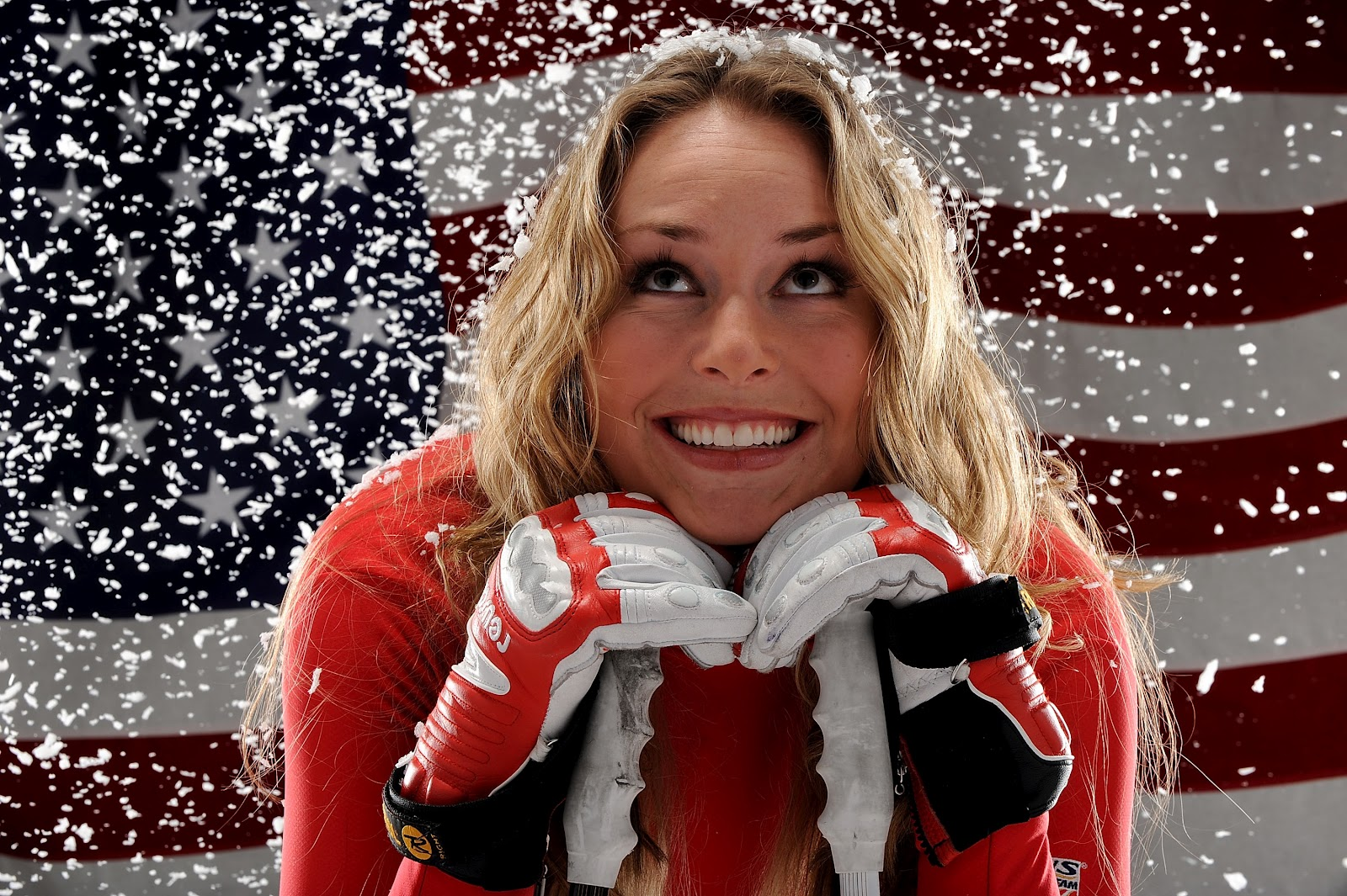 All sports players lindsey vonn hot hd wallpapers 2012