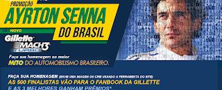 Promoção Ayrton Senna do Brasil