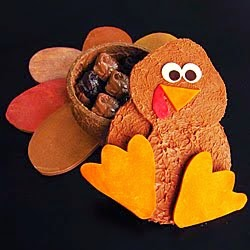 Chocolate Turkey Box