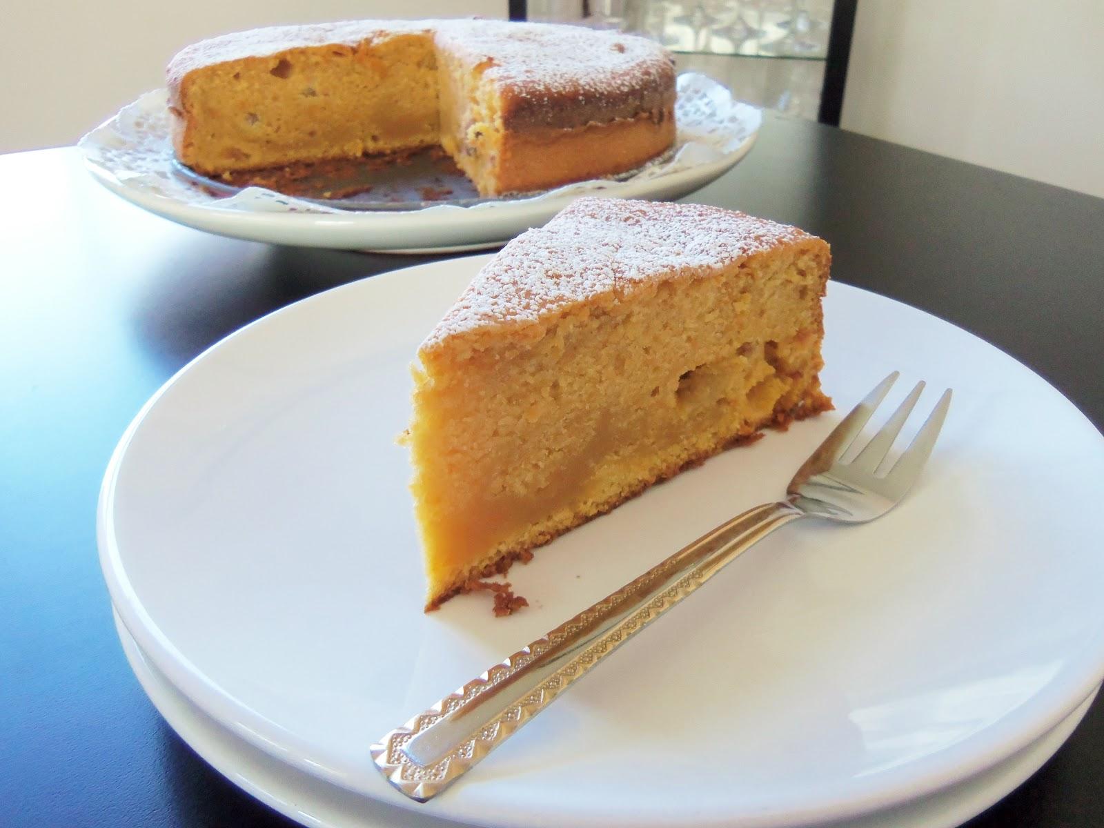 Simply Romanesco: Maple Sweet Potato Cake