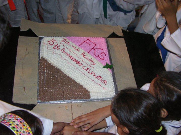 15th Celebration Of F.K's TKD Acdemy