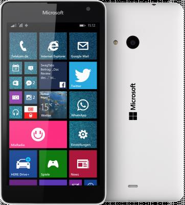 Стильный тонкий Microsoft Lumia 535 Dual SIM хороший спутник и идеальный компаньон
