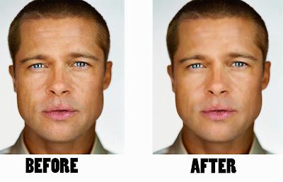 Belajar Retouch Menghaluskan Wajah Kasar dengan Photoshop