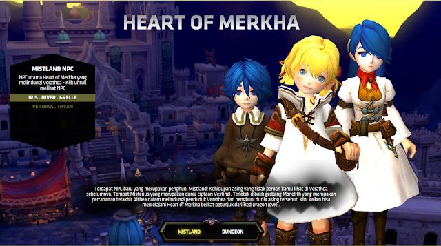 Heart Of Merkha