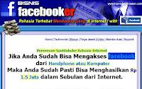 Bisnis Facebooker