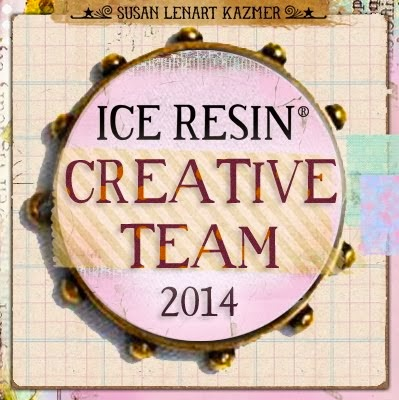 ICE Resin Creative Team 2014