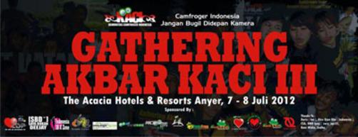 Gathering Akbar KACI III Juli 2012 (CDP Team)
