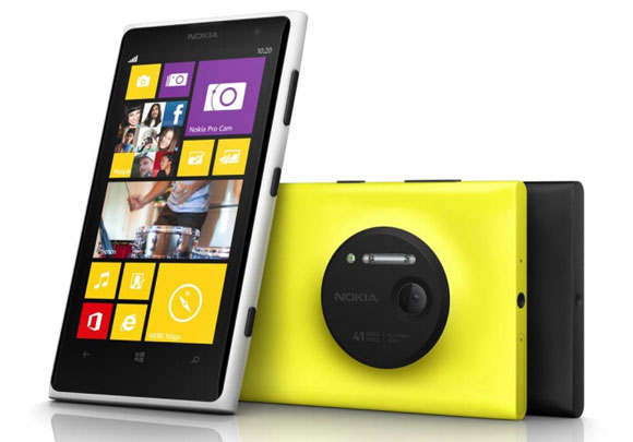 Nokia Lumia 1020 Usung Kamera 41 Megapiksel